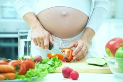 Alimentazione durante la gravidanza