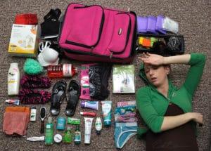 borsa ospedale 300x215 - Quando fare la valigia per il parto e come farla