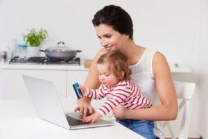 eshopping bimbi ftlia 300x200 - App per le mamme: la tecnologia ti da una mano