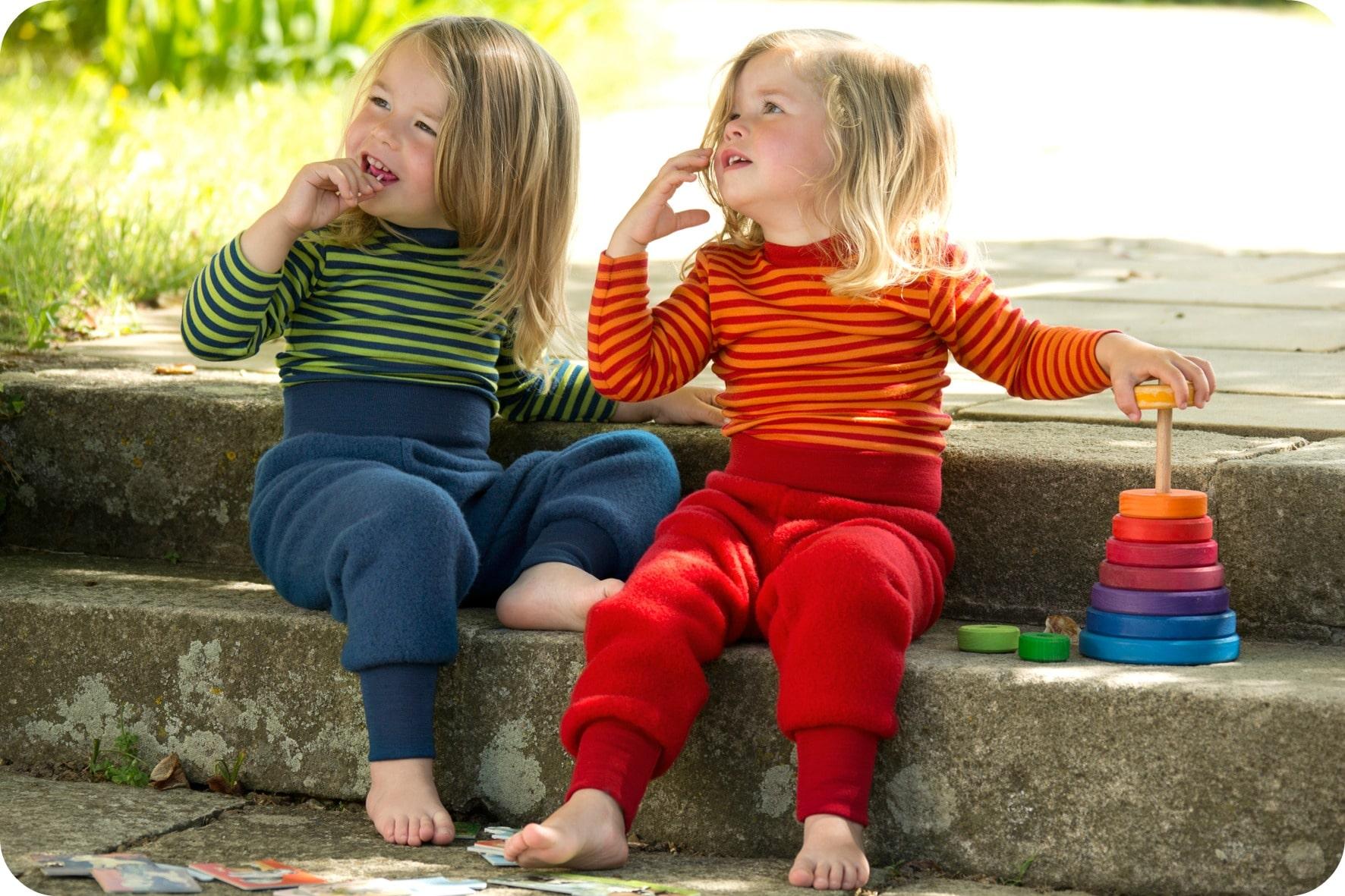 Scuola materna: come vestire i bambini