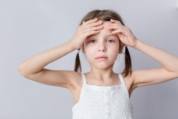 Emicrania nei bambini: come curarla