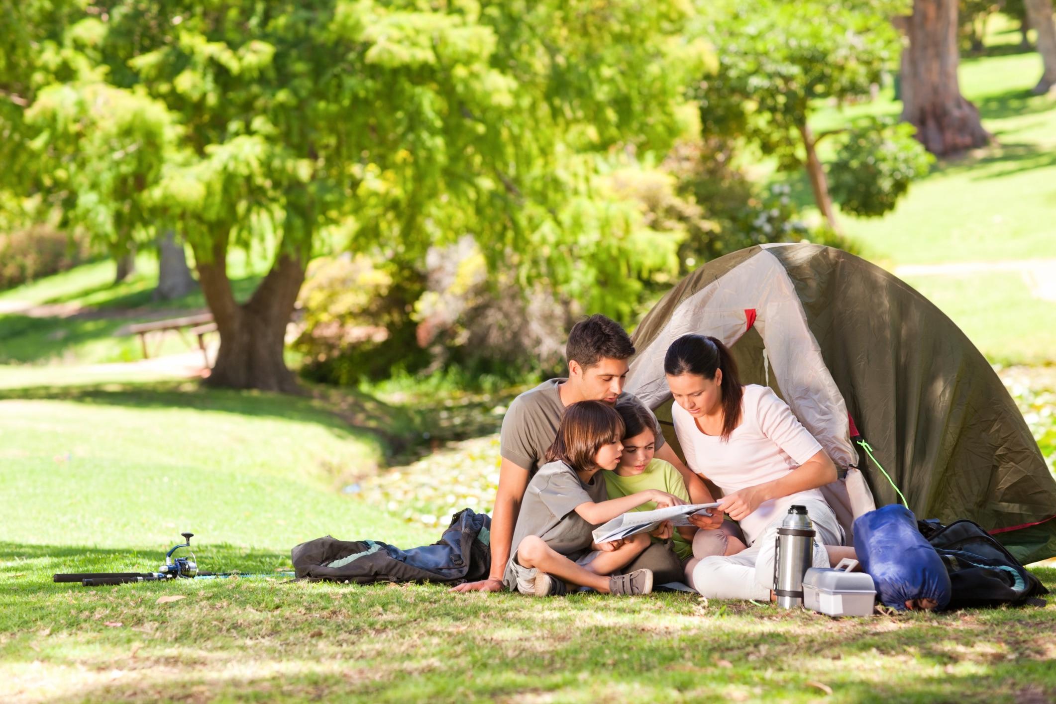 Vacanze in campeggio: gli errori da non fare
