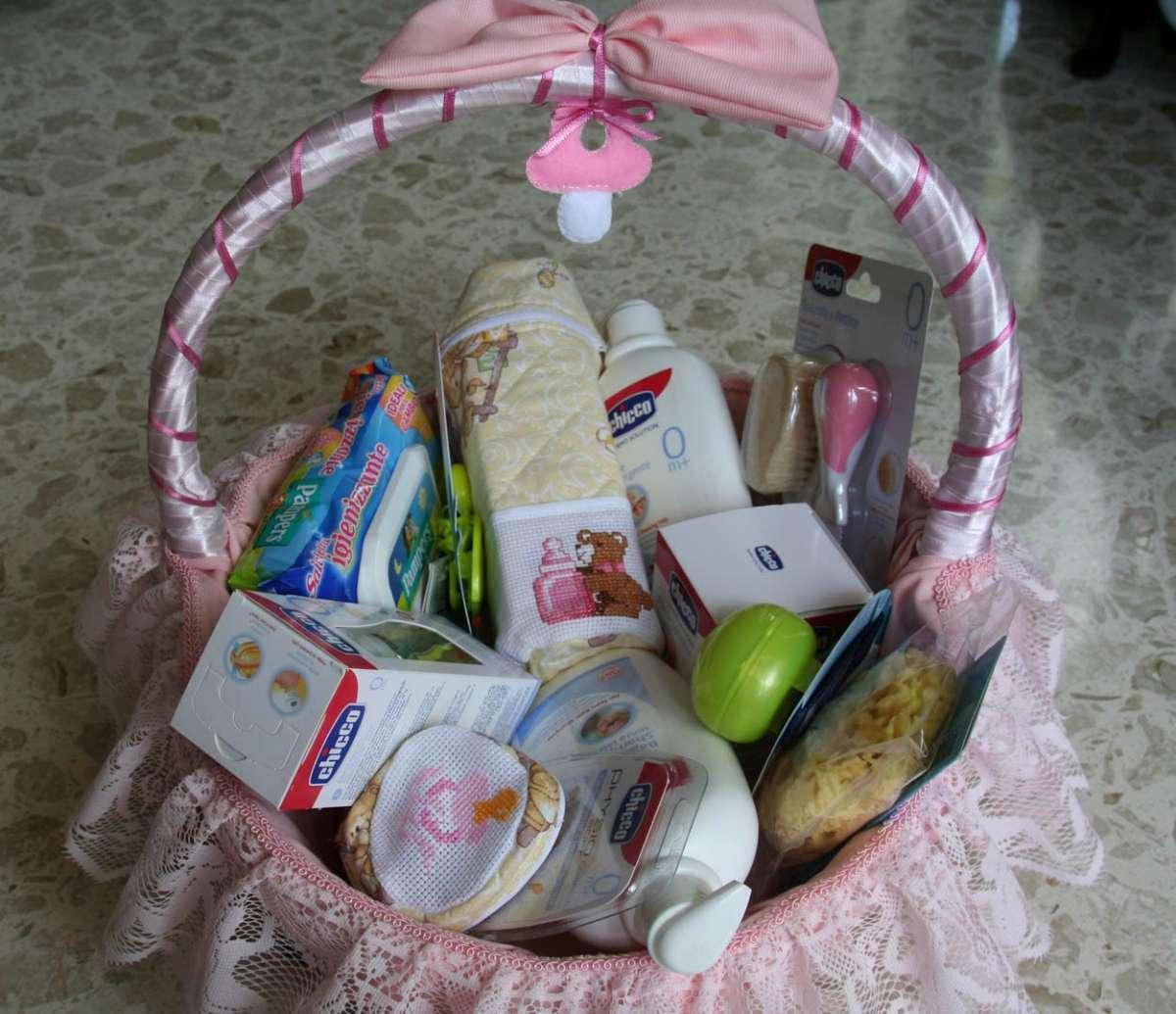 Regali di nascita: cosa fare?