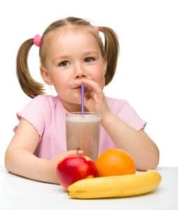 Succhi di frutta vietati ai bambini piccoli