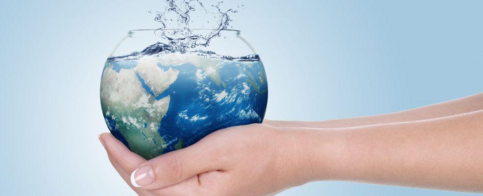 Non sprecare l'acqua