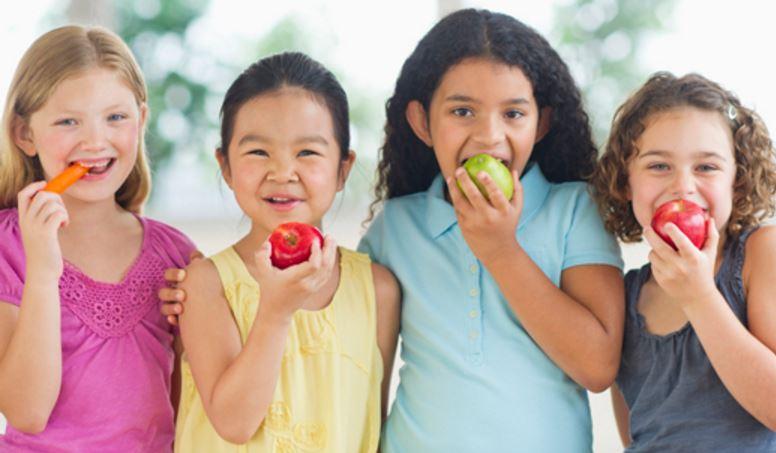 Educazione alimentare, l'esempio in famiglia