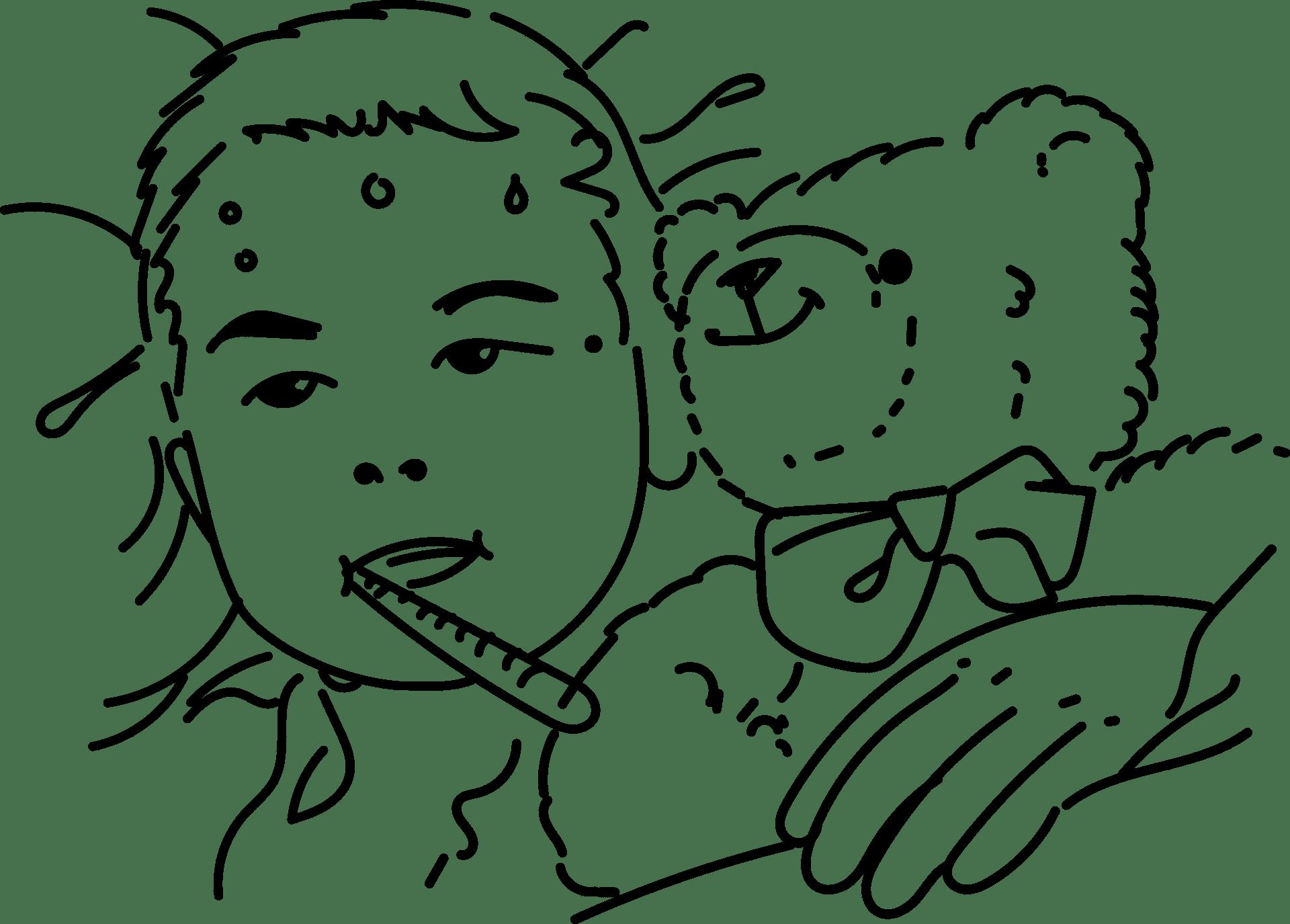 infezioni frequenti bambini