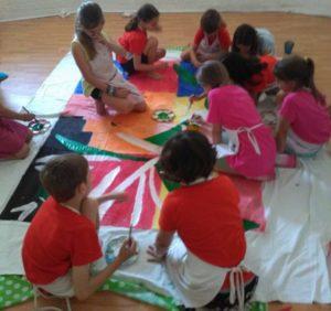 43706372 333773664098809 6761946388554055680 n 300x282 - Creatività e Innovazione: gli ingredienti dei pomeriggi dei bambini di Roma secondo Clarice Mannucci