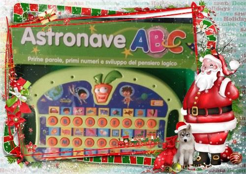loonapix 15441184171933665481 - Natale con Lisciani Giochi Astronave ABC e Tavolino Molto Attivo 30 Giochi