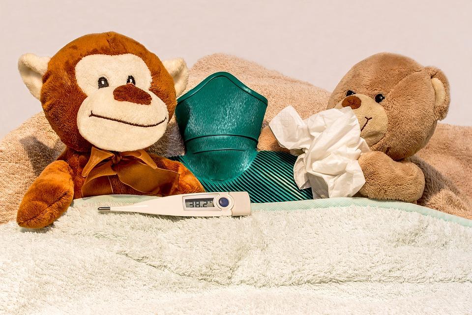 I rimedi per contrastare i disturbi dell'influenza