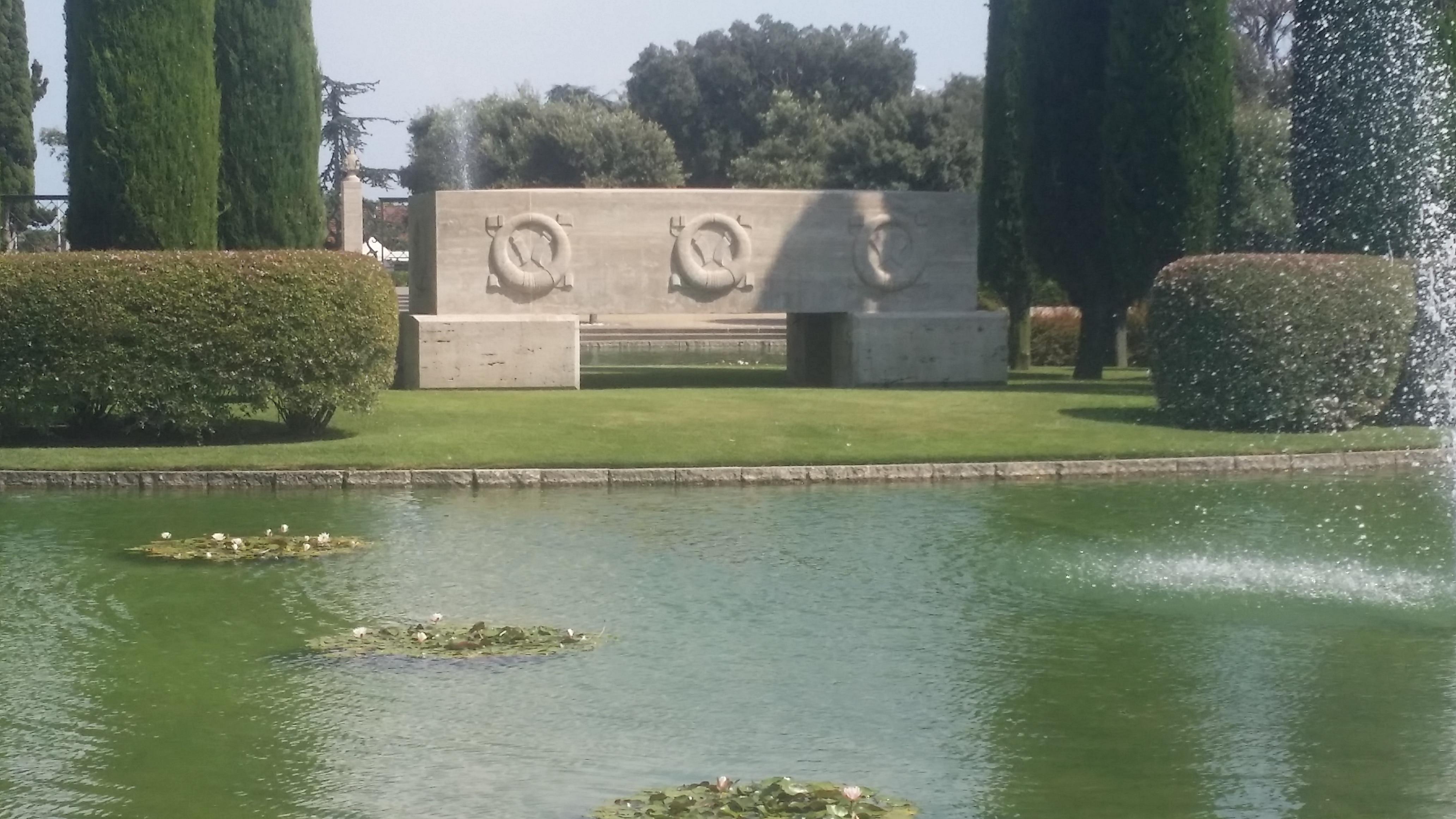 cimitero monumentale 1 - La nostra prima vacanza in tre vicino Roma