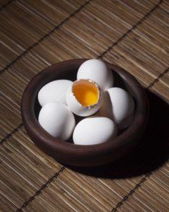 gravidanza e alimentazione- uova crude