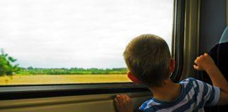 Viaggiare In Treno Coi Bambini