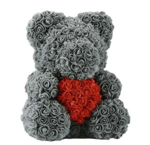 orso di rosa stabilizzata 300x291 - Rosa Stabilizzata: idea regalo per le mamme