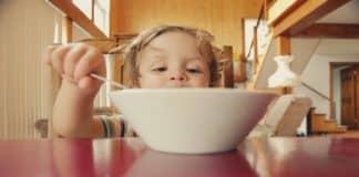 Alimentazione Bambini carenza di ferro