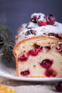 Cake Cranberry