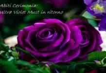 Abiti cerimonia ultraviolet