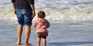 benefici del mare per i bambini