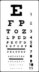 controllo vista 163x300 - Quando controllare la vista ai bambini e sostituire le lenti degli occhiali