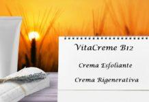 vitacreme b12 crema esfoliante e crema rigenerativa