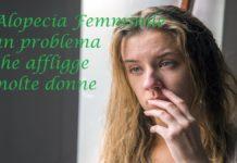 Alopecia Femminile Perdita Capelli Min