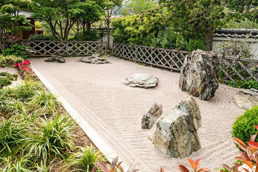 giardino zen min - Arredamento stile giapponese per dare nuova vita alla tua casa