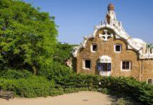 Park Guell di Gaudì a Barcellona